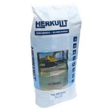Herkulit Strö 100 Ljusgrå, 25 kg