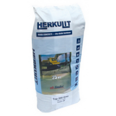 Herkulit Strö 200 Ljusgrå, 25 kg