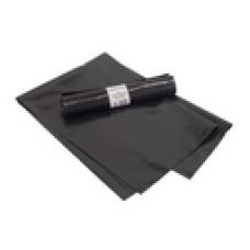 Sopsäck 125 lit. 0,10 svart - 8rl/kartong
